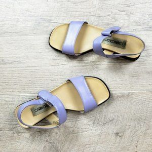 Cabin Creek Leather Sandals